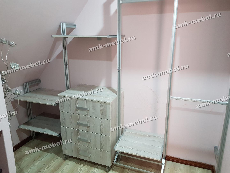 Профильные системы для гардеробных