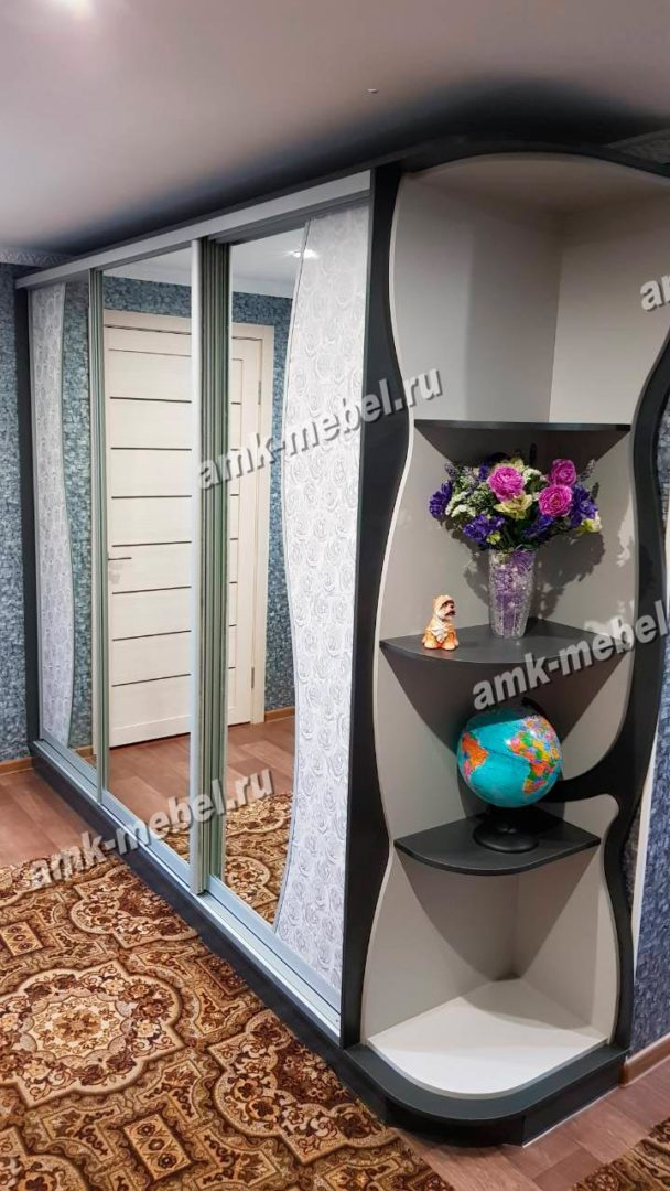 Шкаф-купе Deco AMK group Донецк ДНР