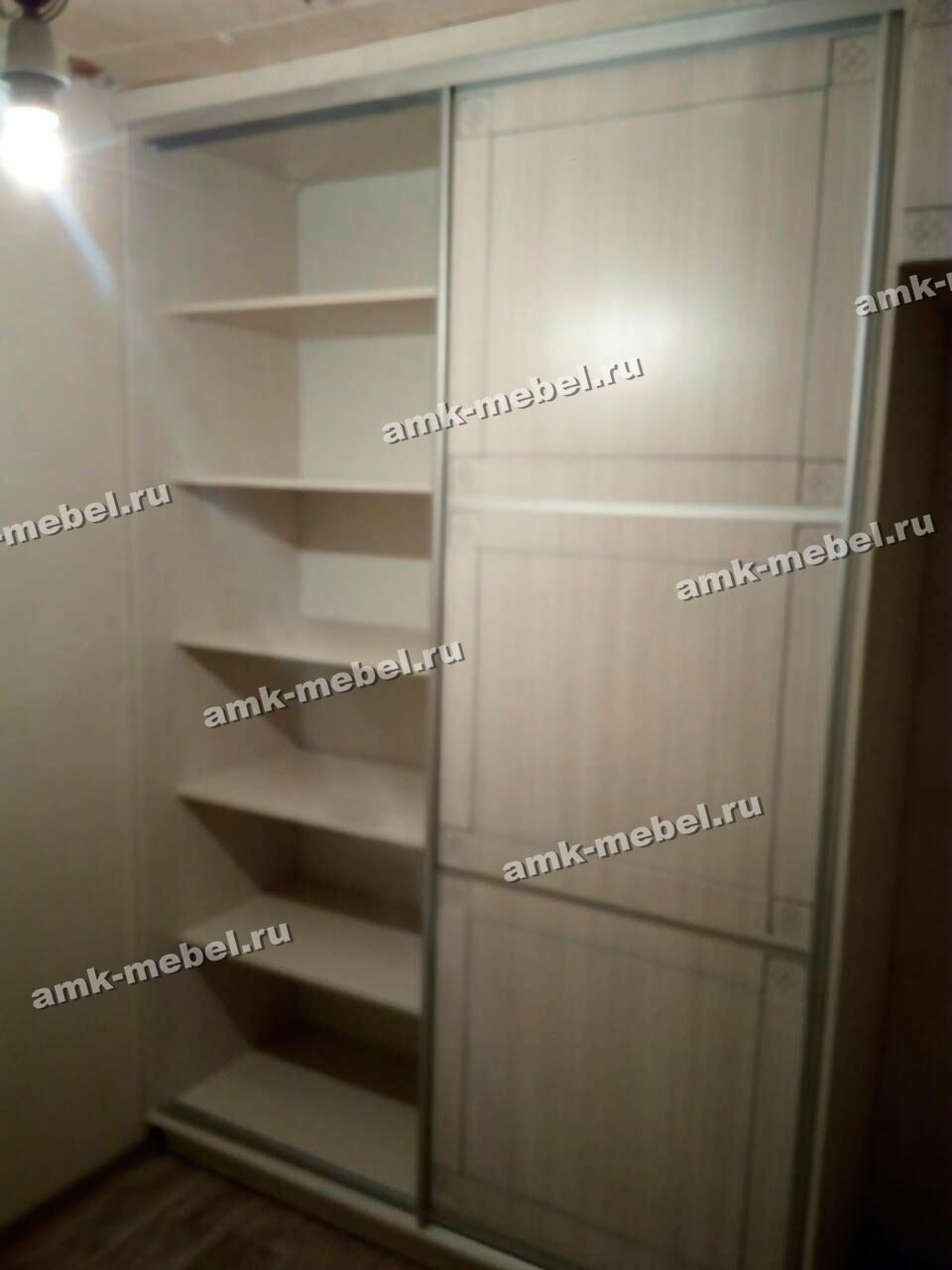 Кухня «Рэймс» + Шкаф-купе с МДФ фасадами
