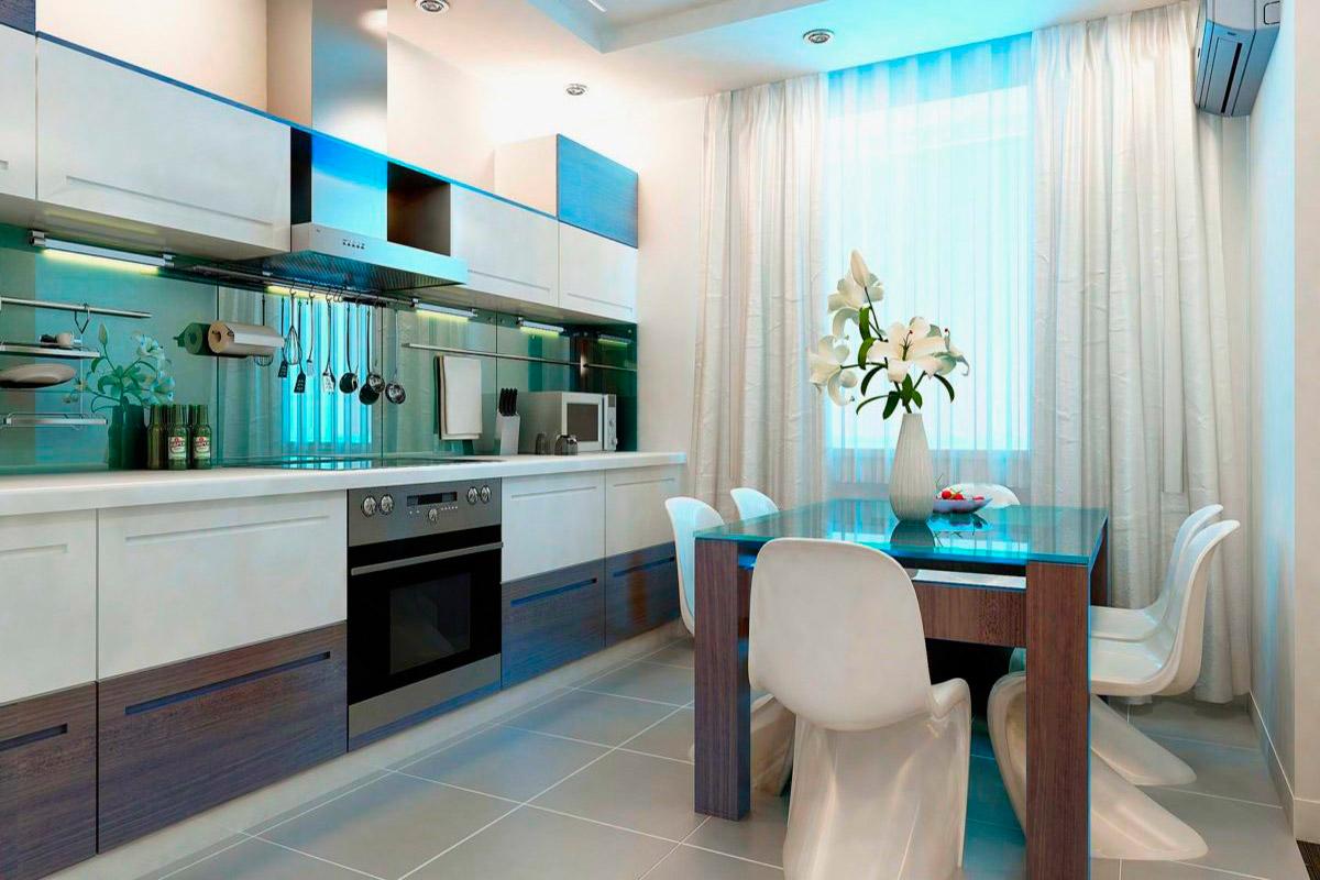 Кухня в стиле «Модерн»