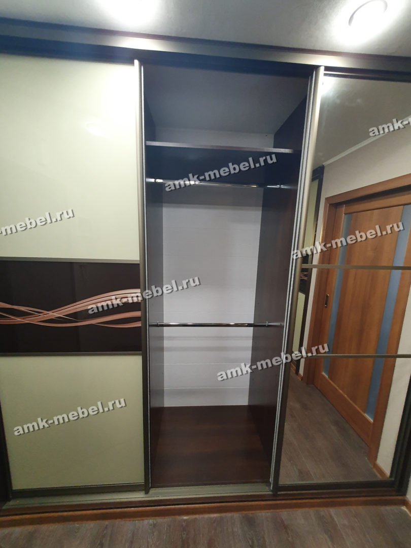 Шкаф-Купе встроенный 3Д2О1З