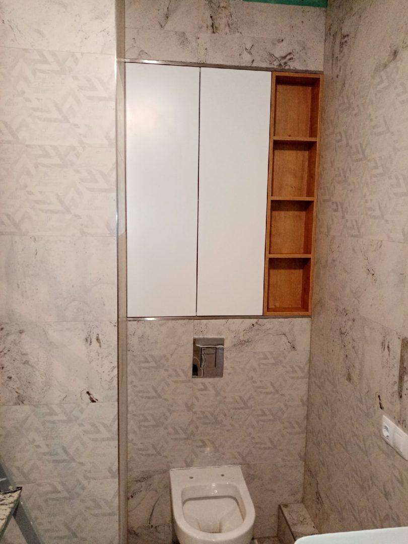 Шкаф в ванную «Гамильтон»