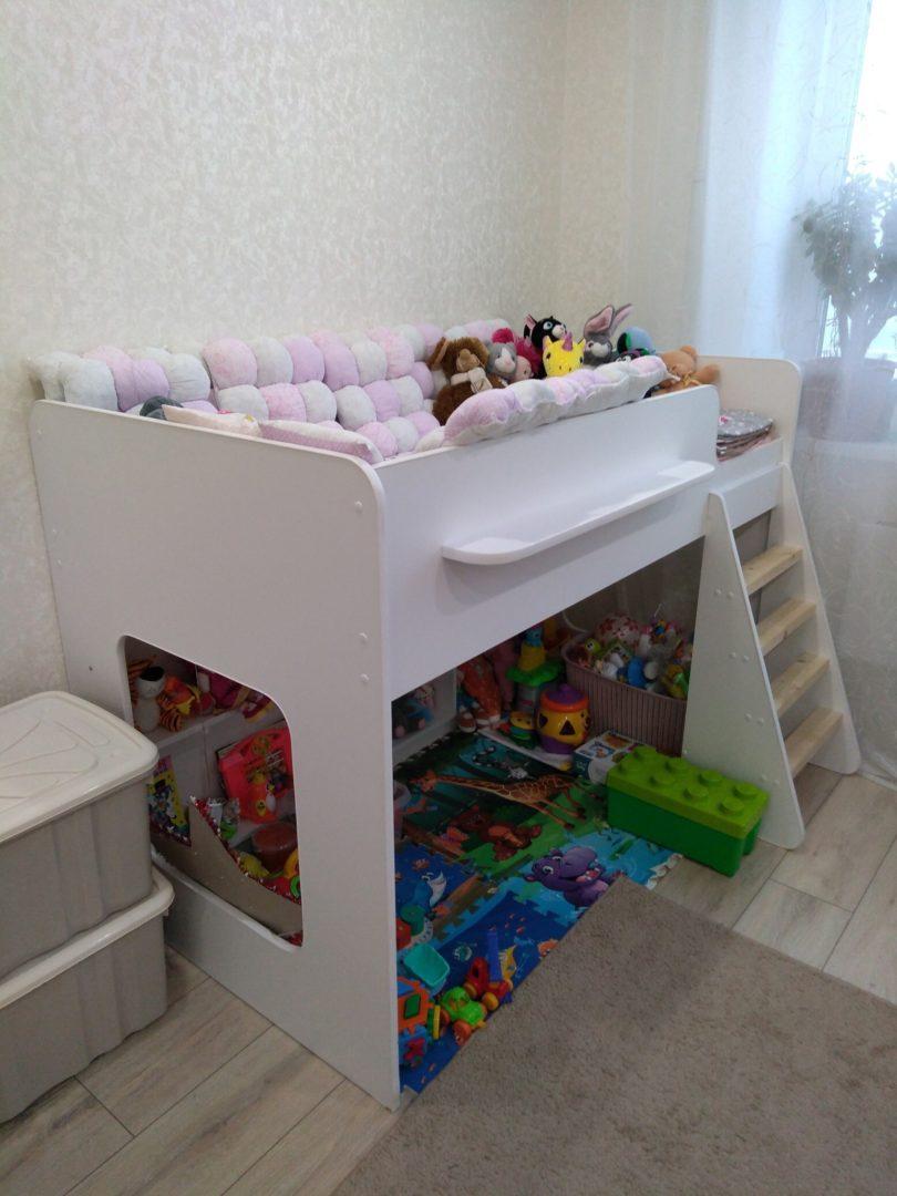 Кровать детская «Умка»