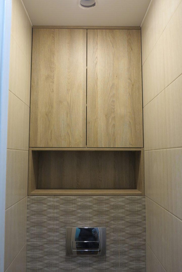 Шкаф в ванную комнату «Стоун»