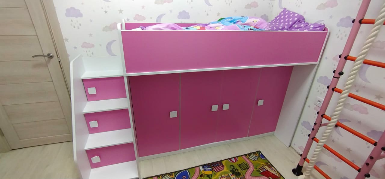 Мебель в детскую «Мари»