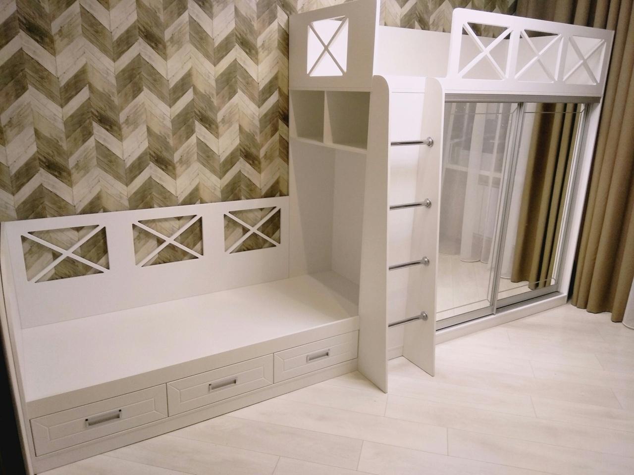 Мебель в детскую «RIKI»