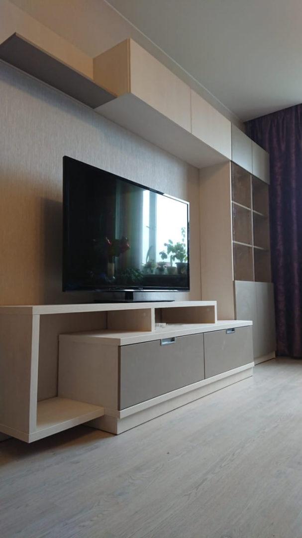 Мебель в гостиную «Милон»