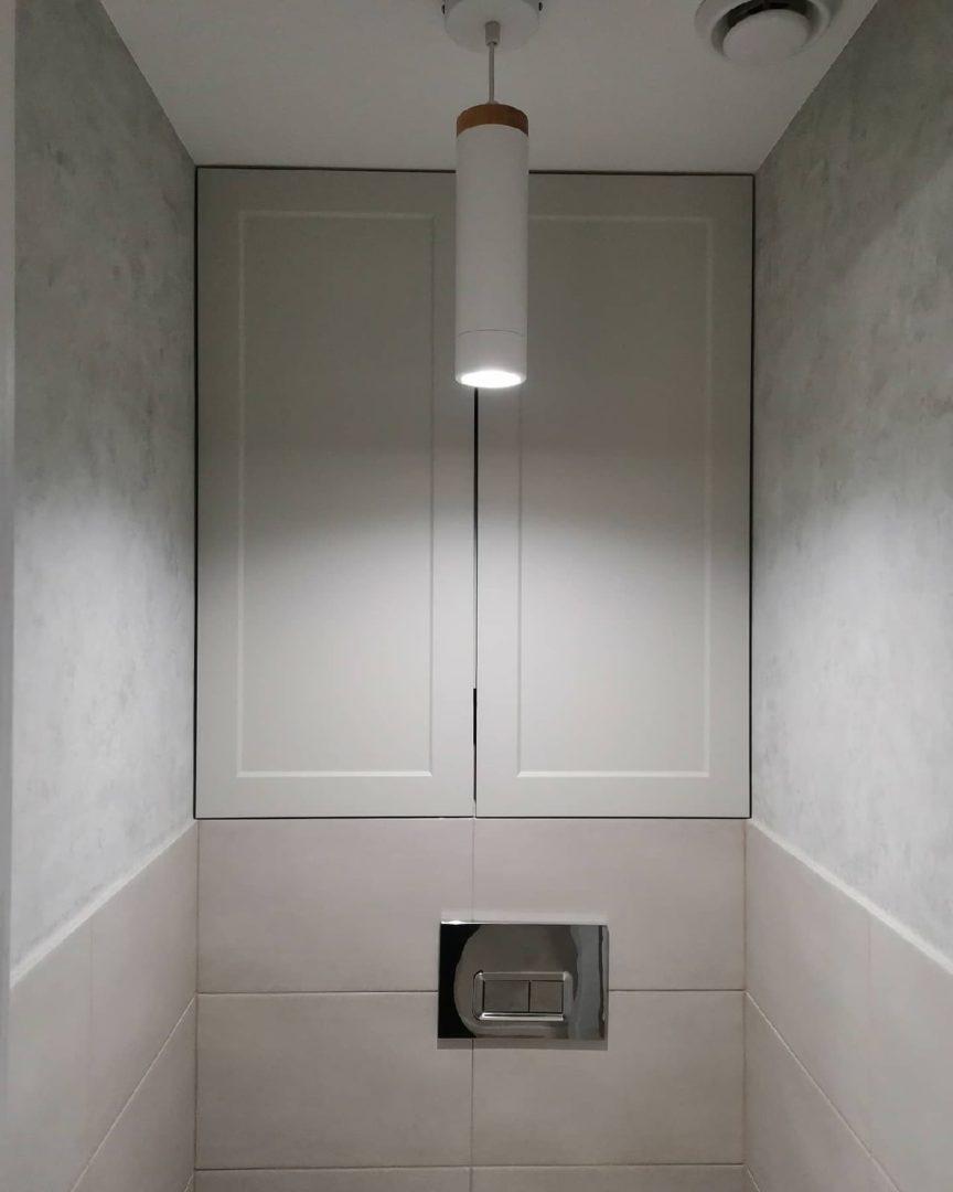 Шкаф в ванную «Норд»