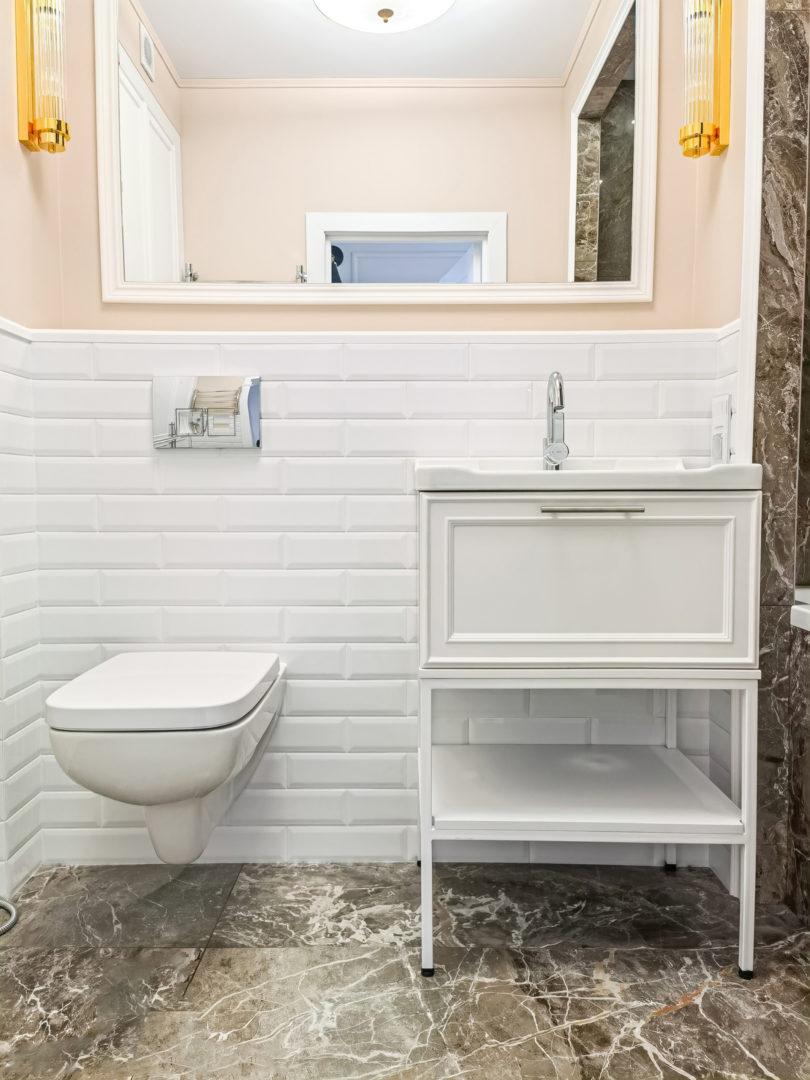 Мебель в ванную «VOSART»