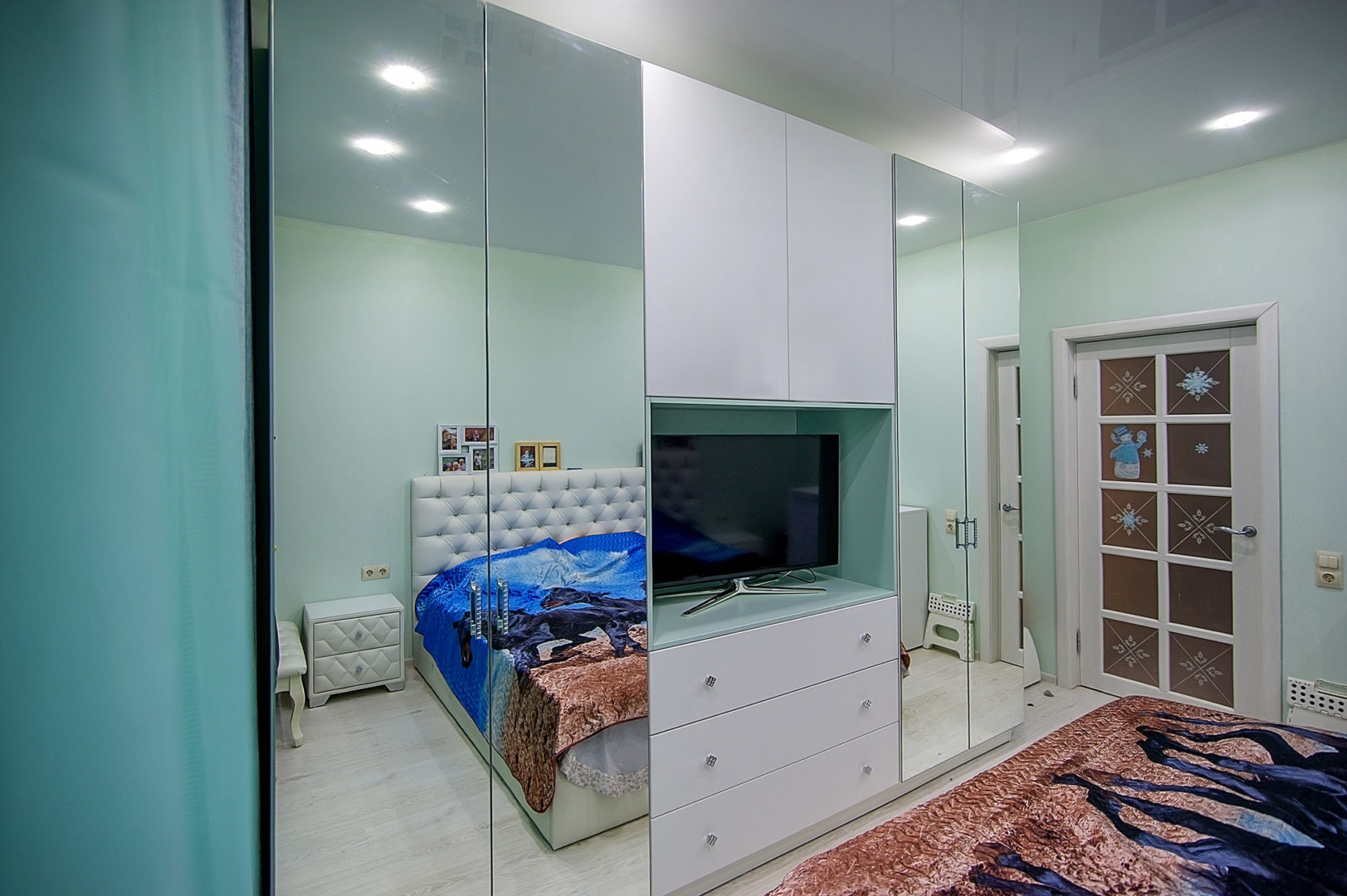 Спальня «Аква-Shine»