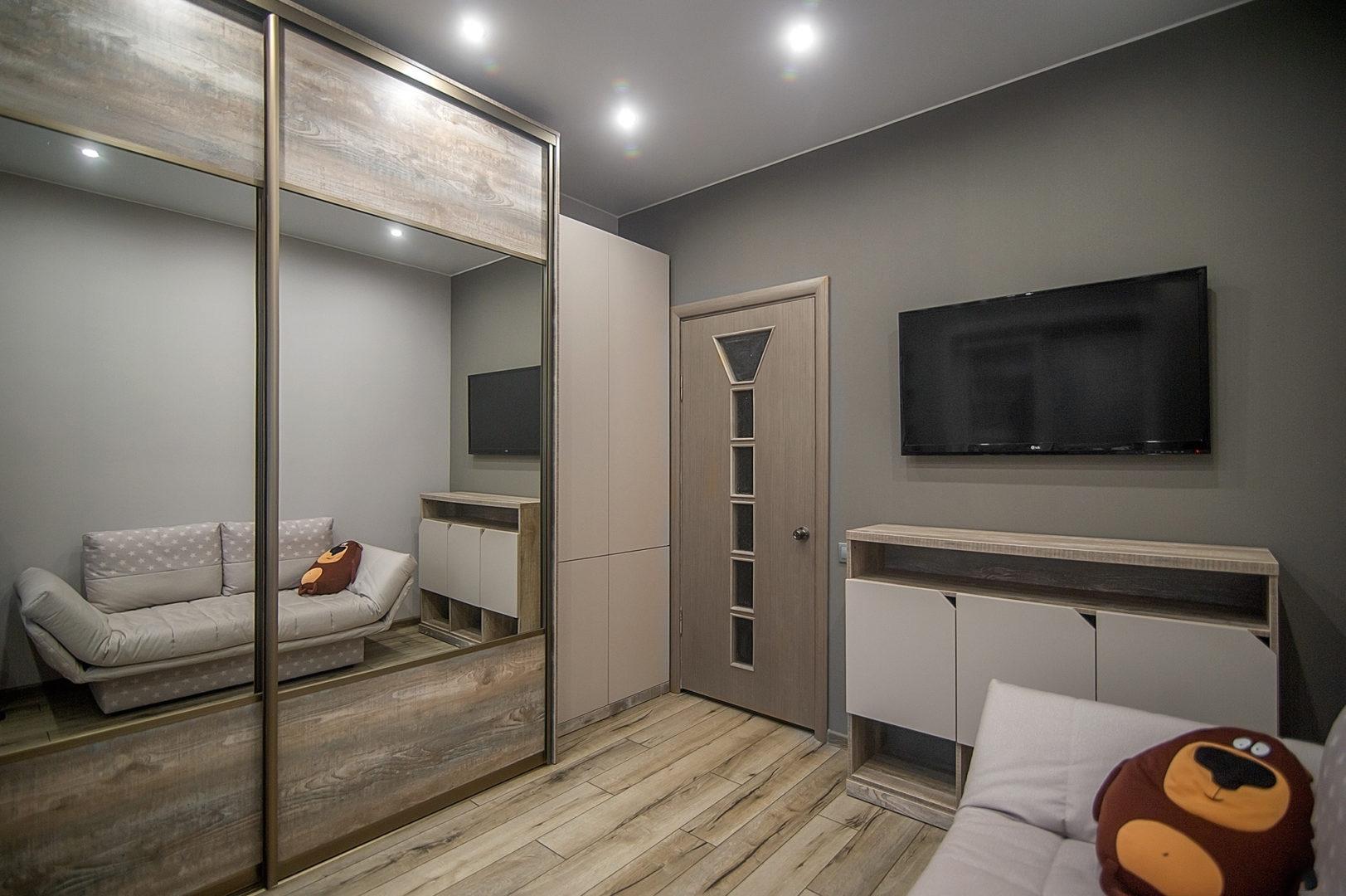 Спальня «Deep house»