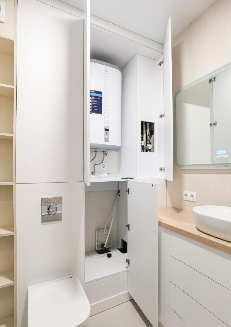 Мебель в ванную «Бест»