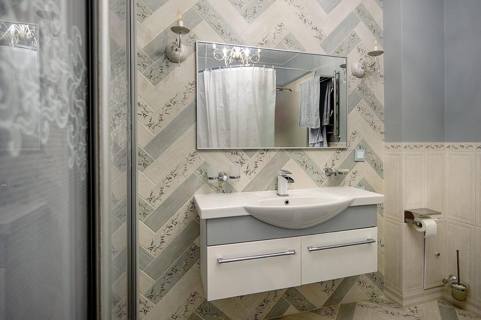 Мебель в ванную «Calvin»