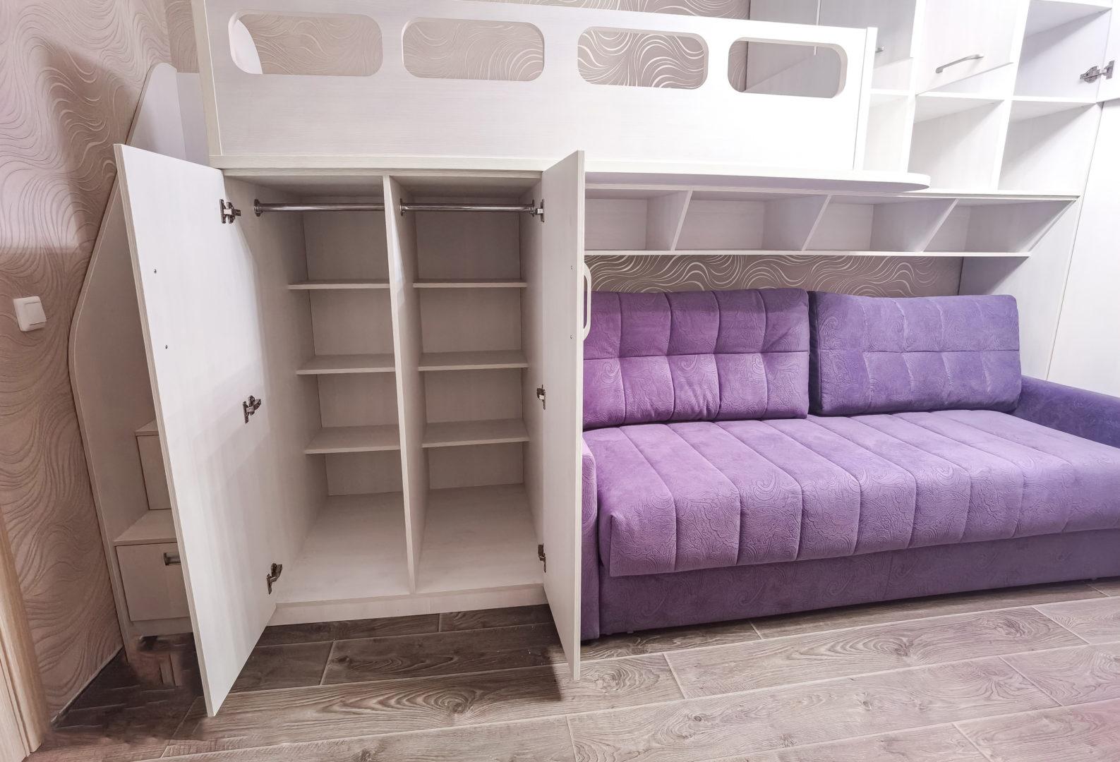 Мебель в детскую «Aurora»