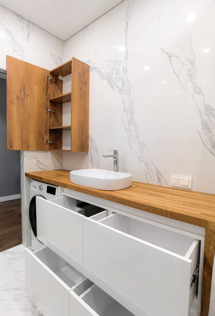 Мебель в ванную комнату «Dezarro»