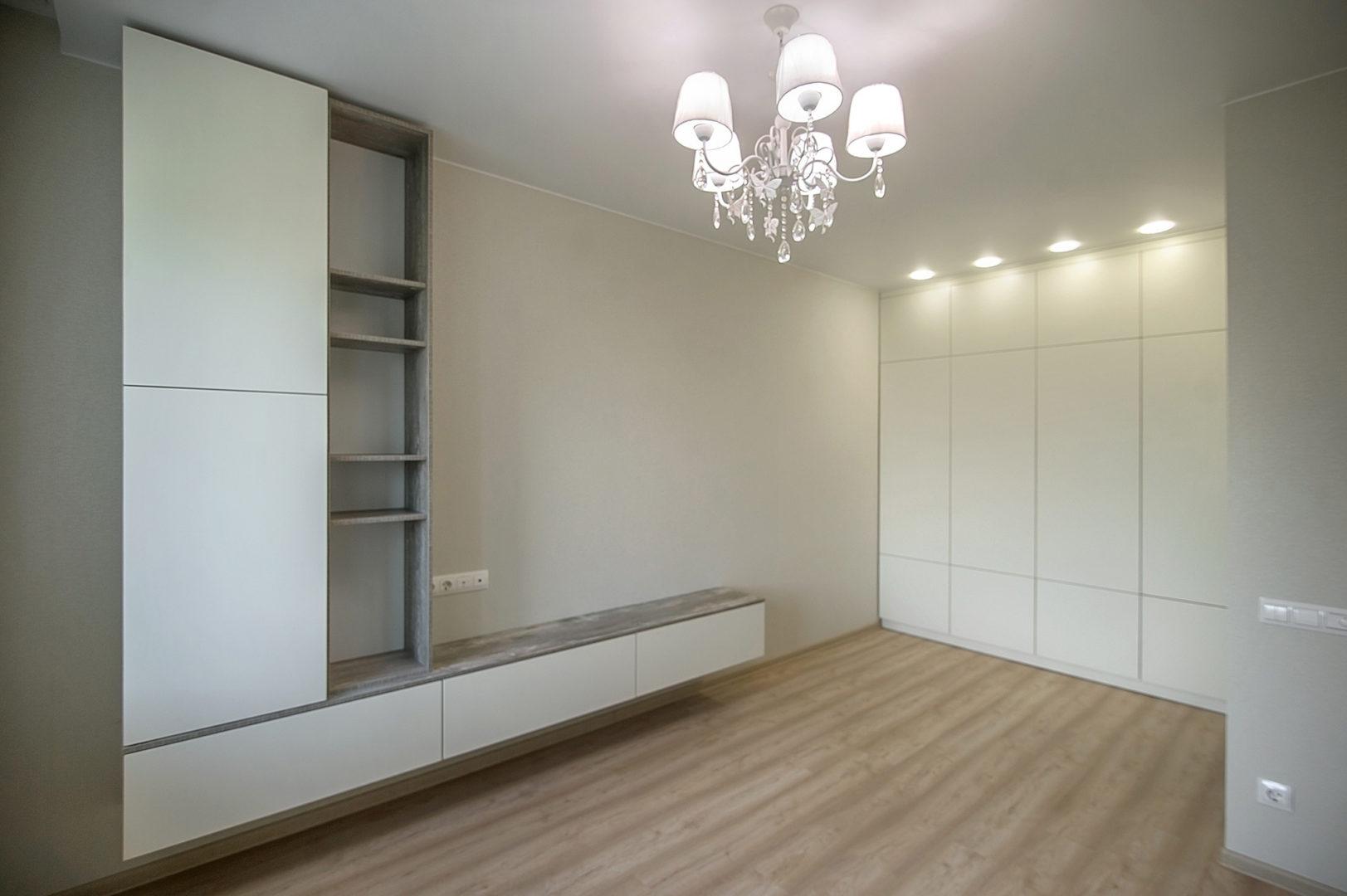 Мебель в гостиную «TotalWhite»