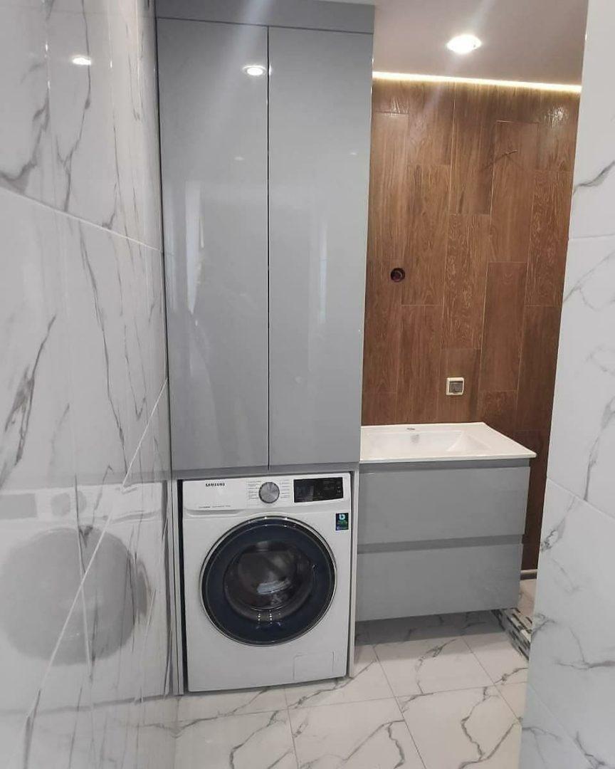 Мебель в ванную «Silver Glow»