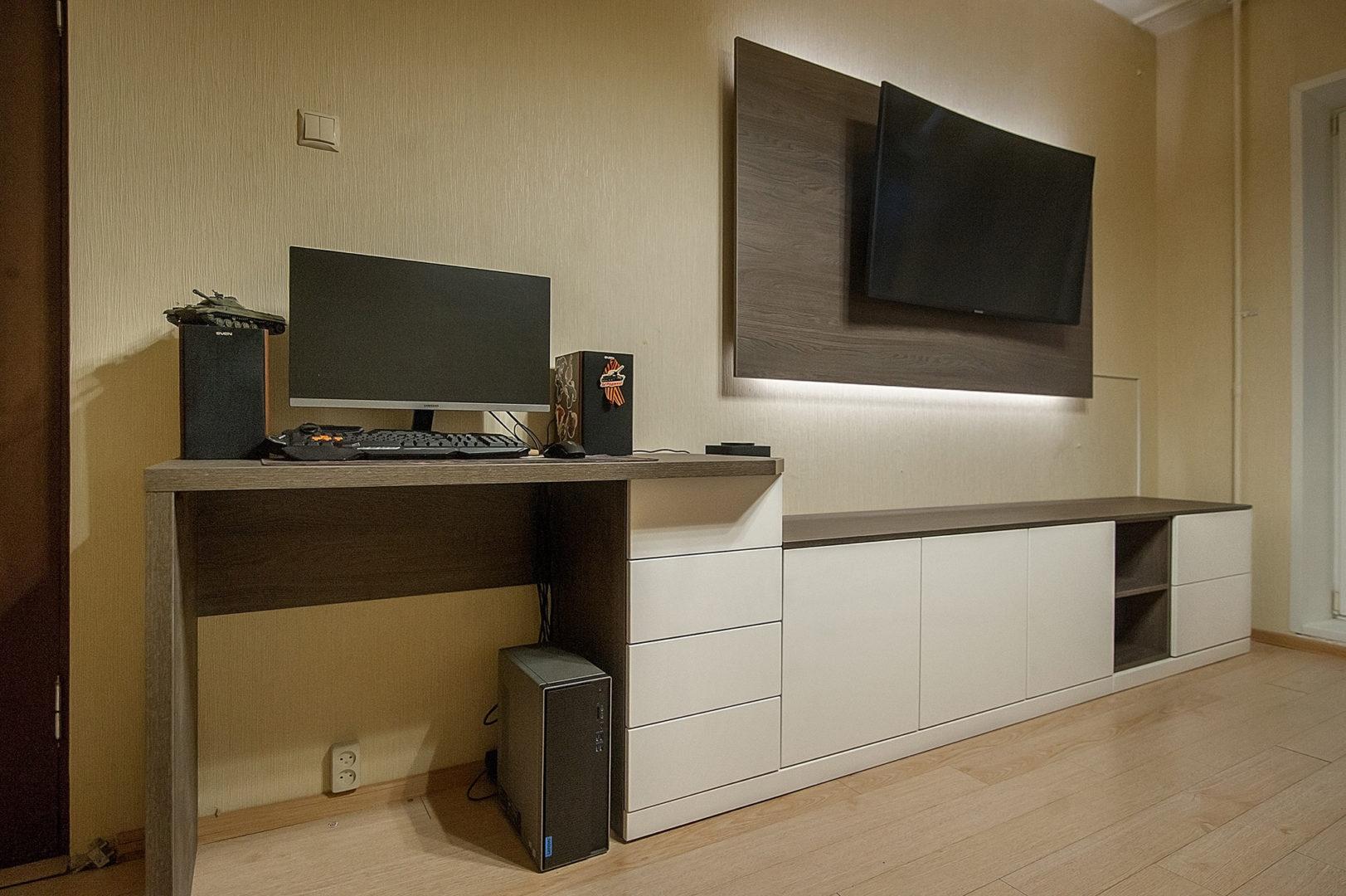 Мебель в гостиную «Amanda-R»