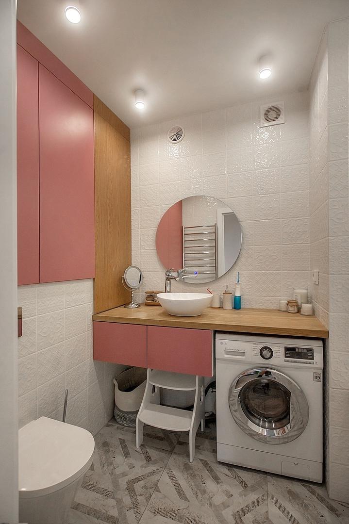 Мебель в ванную комнату «Nessa»