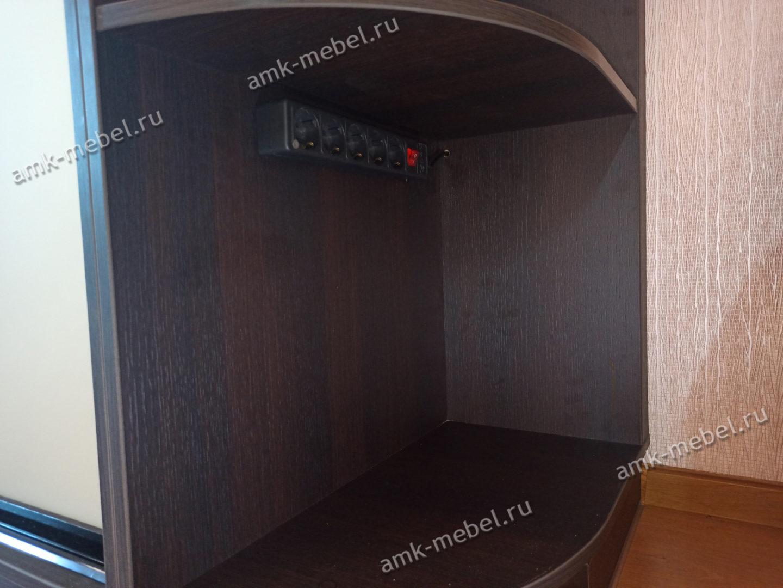 Шкаф-купе и комод «Gardy»
